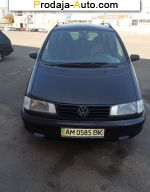 автобазар украины - Продажа 1999 г.в.  Volkswagen Sharan
