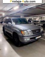 автобазар украины - Продажа 2004 г.в.  Lexus LX 470