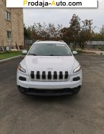 автобазар украины - Продажа 2018 г.в.  Jeep Cherokee 2.4 AT (187 л.с.)