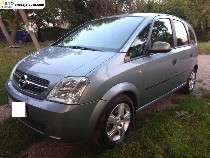 автобазар украины - Продажа 2005 г.в.  Opel Meriva