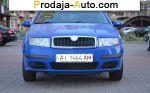 автобазар украины - Продажа 2007 г.в.  Skoda Fabia 1.4 МТ (101 л.с.)