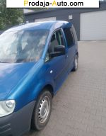 2004 Volkswagen Caddy   автобазар