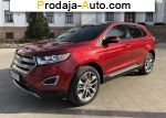 2017 Ford Edge 2.0 EcoBoost АТ (245 л.с.)  автобазар