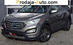 автобазар украины - Продажа 2014 г.в.  Hyundai Santa Fe 2.0 T АТ (264 л.с. )
