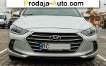 автобазар украины - Продажа 2016 г.в.  Hyundai Elantra 1.6 CRDI  7-DCT (136 л.с.)