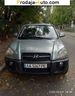 автобазар украины - Продажа 2006 г.в.  Hyundai Tucson