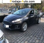 2018 Ford Fiesta 1.6 Ti-VCT PowerShift (119 л.с.)  автобазар