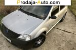 2007 Dacia Logan 1.4 MT (75 л.с.)  автобазар