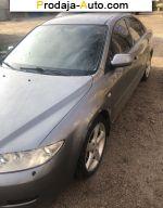 автобазар украины - Продажа 2003 г.в.  Mazda 6 2.3 MT (166 л.с.)