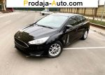 2017 Ford Focus 2.0 Duratec 6-PowerShift (160 л.с.)  автобазар