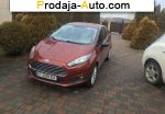2013 Ford Fiesta 1.6 Ti-VCT PowerShift (105 л.с.)  автобазар