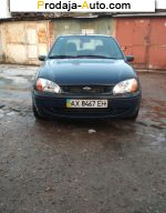 2000 Ford Fiesta 1.3 MT (60 л.с.)  автобазар