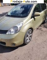 2009 Nissan Note   автобазар