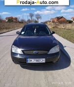 2002 Ford Mondeo   автобазар