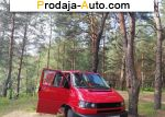 автобазар украины - Продажа 2001 г.в.  Volkswagen Transporter 2.5 TDI 7DW MT (88 л.с.)
