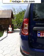 автобазар украины - Продажа 2009 г.в.  Dacia Logan 1.4 MT (75 л.с.)