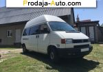автобазар украины - Продажа 2003 г.в.  Volkswagen Transporter 2.5 TDI L MT (102 л.с.)