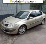 автобазар украины - Продажа 2005 г.в.  Renault Megane 1.6 AT (113 л.с.)