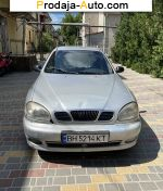 автобазар украины - Продажа 2002 г.в.  Daewoo Lanos 1.5 MT (86 л.с.)