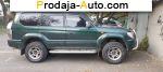 автобазар украины - Продажа 1999 г.в.  Toyota Land Cruiser Prado 3.0 TD AT (140 л.с.)